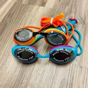 TYR Blackhawk goggles bundle